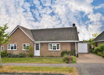 Thumbnail 3 bed detached bungalow for sale in Timbergate Road, Ketton, Stamford