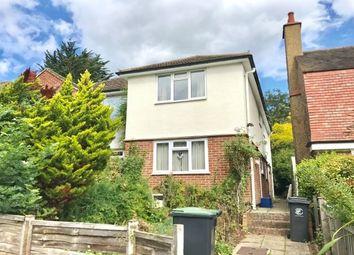 Thumbnail 2 bed maisonette to rent in Russell Road, Buckhurst Hill