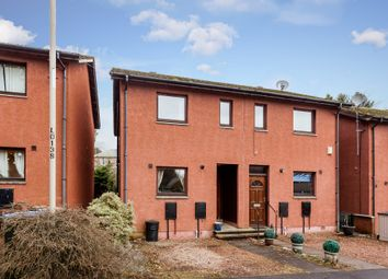 Thumbnail 2 bed semi-detached house for sale in Bamff Court, Alyth, Perthshire
