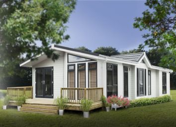Thumbnail 2 bed mobile/park home for sale in Lansdowne Park, Wheal Rose, Scorrier