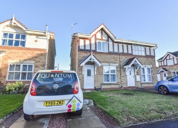 Thumbnail 2 bedroom semi-detached house to rent in Pindars Way, Barlby, Selby