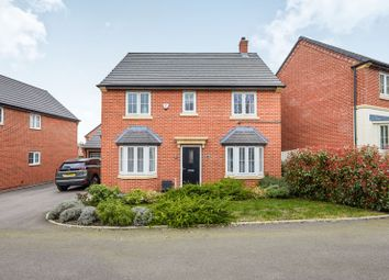 Thumbnail 4 bedroom detached house to rent in Beck Crescent, Loughborough