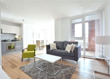 Thumbnail 2 bed flat to rent in The Fusion, London