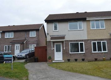 Thumbnail 3 bedroom property for sale in St Nicholas Close, Waunarlwydd, Swansea