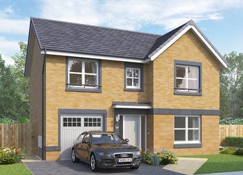 "Thumbnail 4 bed detached house for sale in ""The Norbury"" at Crosshill Road, Bishopton"