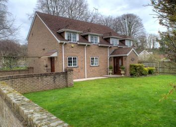 Thumbnail 4 bed detached house for sale in Deptford, Wylye, Warminster