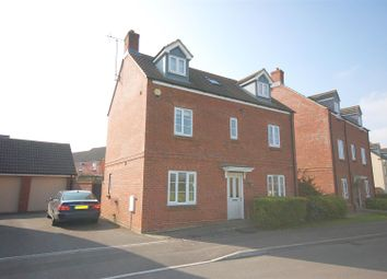 Thumbnail 5 bed detached house for sale in Chartist Way, Staunton, Gloucester