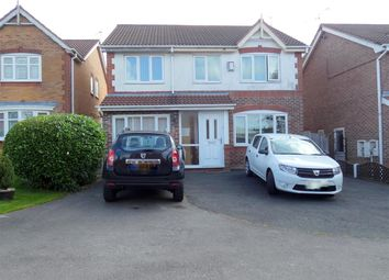 4 bed detached house for sale in Wexwood Grove, Whiston, Prescot L35