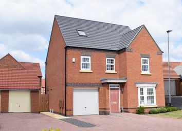 "Thumbnail 5 bedroom detached house for sale in ""Maclean Special"" at Hollygate Lane, Cotgrave, Nottingham"