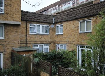 Thumbnail 4 bed terraced house for sale in Redcastle Close, London