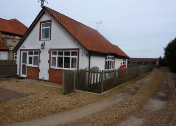Thumbnail 1 bed detached bungalow for sale in Isleham Road, Worlington