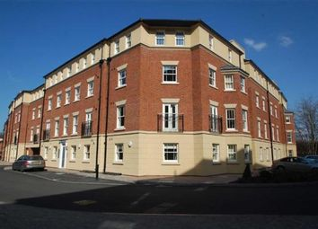 Thumbnail 2 bed flat to rent in The Old Meadow, Shrewsbury