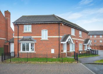 Thumbnail 3 bed semi-detached house for sale in Almond Tree Drive, Weston Turville, Aylesbury