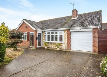 Thumbnail 2 bed bungalow for sale in Hebden Moor Way, North Hykeham, Lincoln