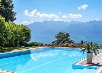 Thumbnail 8 bed country house for sale in 1071 Chexbres, Switzerland