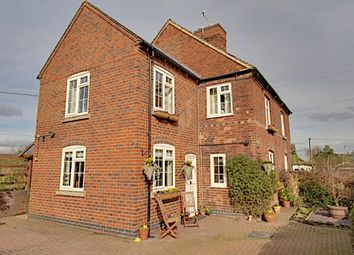 Thumbnail 4 bed semi-detached house for sale in Arbour Hill, Dale Abbey, Ilkeston