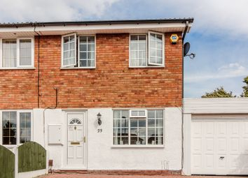 Thumbnail 2 bed end terrace house for sale in 23 Rosewood Drive, Willenhall