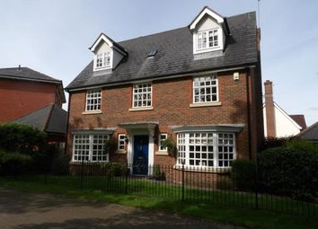 Thumbnail 5 bed detached house for sale in Bronte Close, Winwick, Warrington, Cheshire