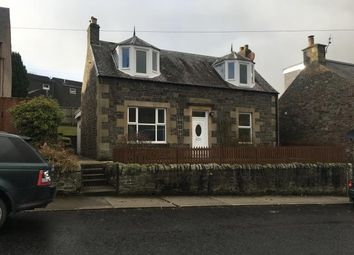 Thumbnail 2 bed detached house to rent in Woodside Place, Galashiels