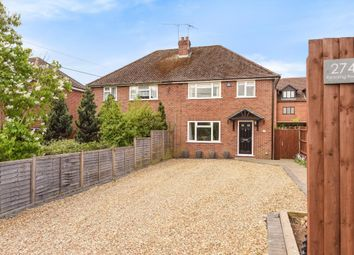 Thumbnail 3 bed semi-detached house for sale in Winnersh, Wokingham