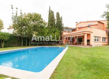 Thumbnail 5 bed property for sale in Sant Cugat Del Valles, Barcelona, Spain