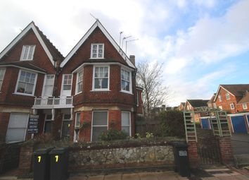 Thumbnail 3 bedroom flat to rent in Eversfield Road, Upperton, Eastbourne