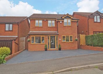 Thumbnail 4 bed detached house for sale in Hillview Road, Lickey End, Bromsgrove