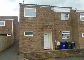Thumbnail 3 bed link-detached house to rent in Hawksley, Newcastle Upon Tyne