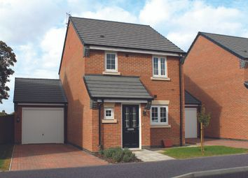 Thumbnail 3 bed detached house for sale in Kinross Way, Off Cromarty Drive, Hinckley, Leicestershire