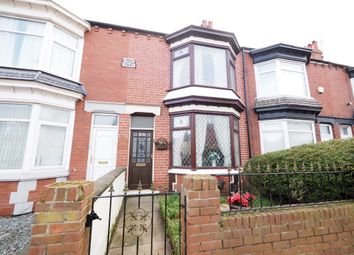 Thumbnail 3 bed terraced house for sale in Lumley Road, Redcar