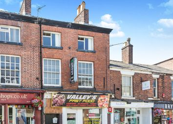 Thumbnail 4 bed flat to rent in High Street, Congleton