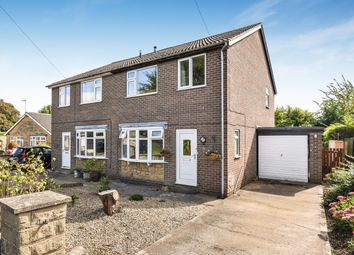 Thumbnail 3 bed semi-detached house for sale in Long Meadows, Ripon