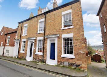 Thumbnail 3 bed terraced house for sale in Longwestgate, Scarborough