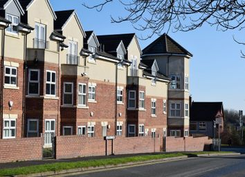 Thumbnail 2 bed flat for sale in Balmoral Court, Dawley, Telford