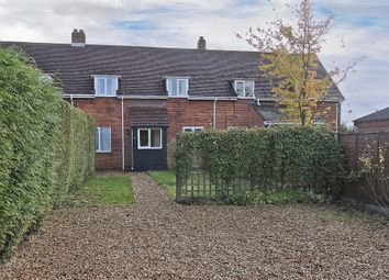 Thumbnail 2 bed terraced house for sale in Stanbury Road, Thruxton, Andover