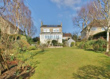Thumbnail 3 bed detached house for sale in Beechwood Road, Combe Down, Bath