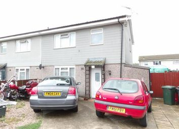 Thumbnail 3 bed semi-detached house for sale in St. Marys Crescent, East Leake, Loughborough