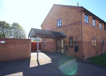 Thumbnail 2 bed semi-detached house for sale in Pinewood Close, Leicester