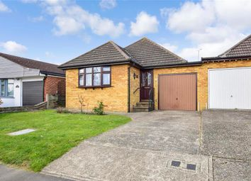 Thumbnail 2 bed detached bungalow for sale in Hengist Gardens, Wickford, Essex