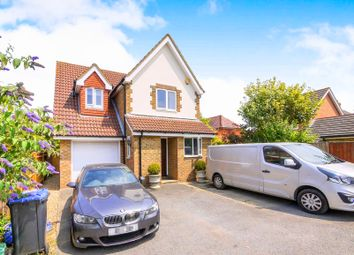 Thumbnail 3 bed detached house for sale in Springfields Close, Chertsey