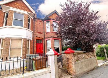 Thumbnail 3 bed end terrace house for sale in Harold Road, Hastings, East Sussex