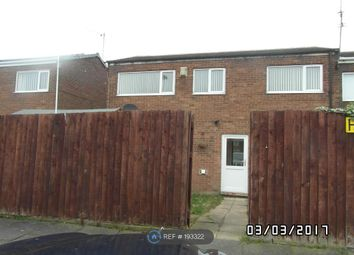 Thumbnail 3 bedroom terraced house to rent in Hareydene, Newcastle Upon Tyne