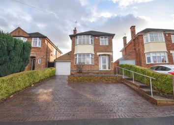 3 bed detached house for sale in Canberra Crescent, West Bridgford, Nottingham NG2