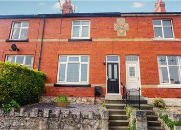 Thumbnail 2 bed terraced house for sale in Llanelian Road, Colwyn Bay