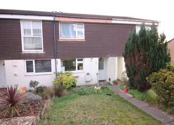 Thumbnail 2 bed terraced house for sale in Downfield Walk, Plympton, Plymouth