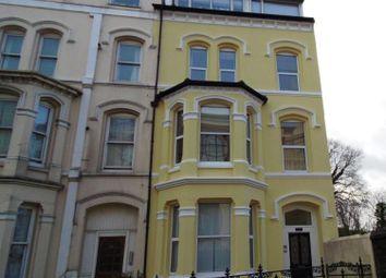 Thumbnail 1 bed flat to rent in 41 Peel Road, Douglas