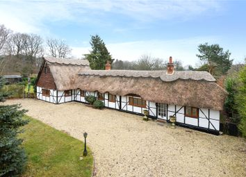 Thumbnail 4 bed detached house for sale in Honey Hill, Wokingham, Berkshire