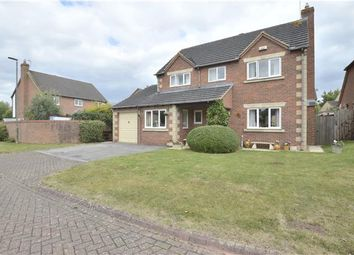 Thumbnail 4 bed detached house for sale in Rosehip Way, Bishops Cleeve