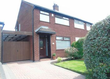 Thumbnail 3 bed semi-detached house for sale in Grays Avenue, Prescot