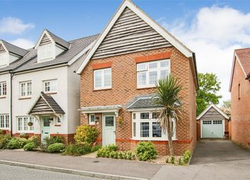 Thumbnail 3 bed detached house for sale in Field Drive, Crawley Down, West Sussex